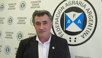 Achetoni se contactó con Basterra y señaló que es una buena persona para el cargo