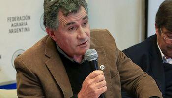 Federación Agraria señaló que una medida de fuerza extrema no es la prioridad