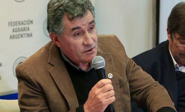 Carlos Achetoni, presidente de FAA.