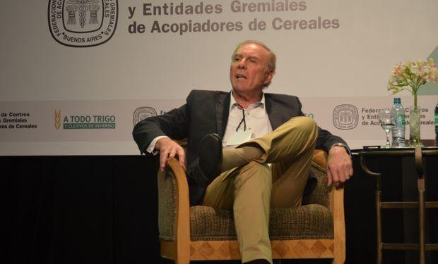 """""""Hay que eliminar todos los impuestos distorsivos"""", Carlos Garetto del Frente Renovador."""