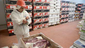 Exportaciones de carne siguen en aumento, pero los precios retroceden