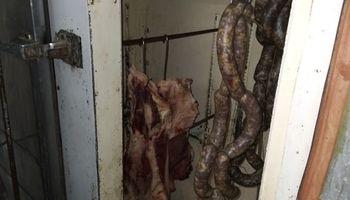 Santa Fe: decomisan la mercadería de una carnicería por estar en mal estado y sin justificar el origen