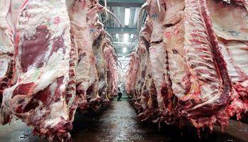 Exportación de carne cayó un 6,5% en Uruguay
