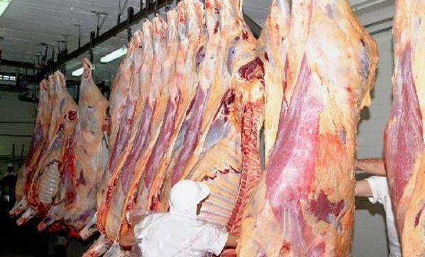 Por tercera vez consecutiva China fue el principal destino de la carne refrigerada.