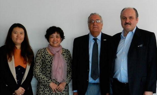 Las autoridades de una de las multinacionales más importantes de ese país se reunieron con directivos del IPCVA.