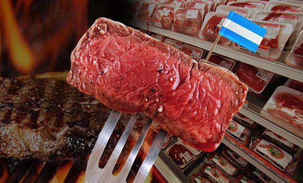 El mundo quiere carne argentina.