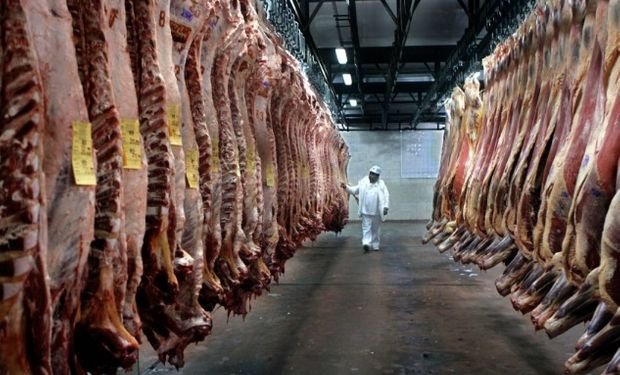 Buena demanda para la carne argentina.