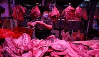 China: tras millonaria inversión, fuerte recuperación en la producción de carne de cerdo