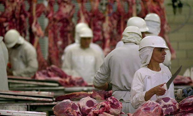 """""""Tenemos una carne tan buena como la argentina y la uruguaya y necesitamos romper prejuicios"""", aseguró."""