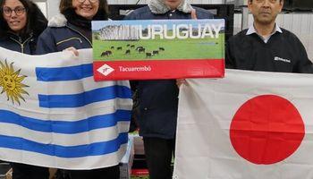 La carne vacuna uruguaya ya está en Japón