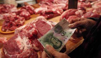 China ya consume 75 kilos de carne por habitante