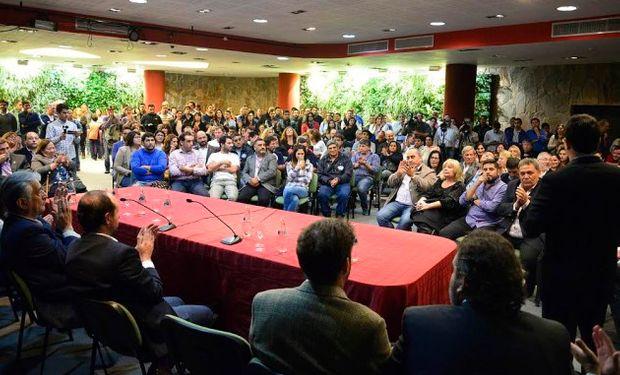 """El Plan """"Carnes San Luis"""" fue presentado por el gobernador Alberto Rodríguez Saá y forma parte de la política de Estado impulsada para luchar contra la pobreza."""