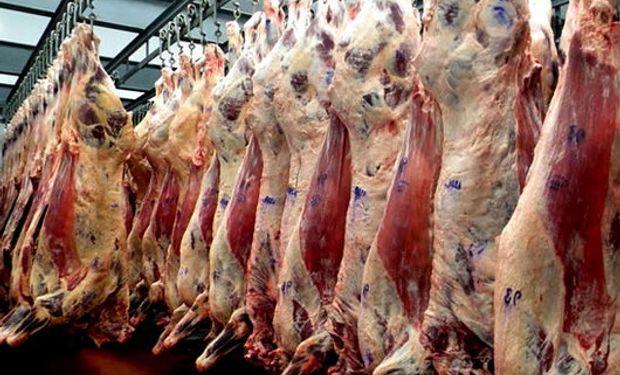 En el primer mes de 2015 la faena bovina registrada en territorio argentino fue de 1,05 millones de cabezas.