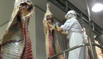 Exportaciones uruguayas de carnes crecieron 11% en 2017