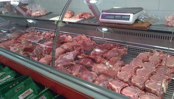 Leve suba de precios de la carne vacuna