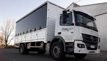 Guajardo lanza nuevos modelos y productos para el transporte de carga