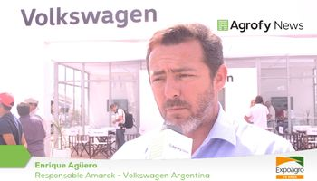 Camiones y camionetas de Volkswagen se destacan en Expoagro