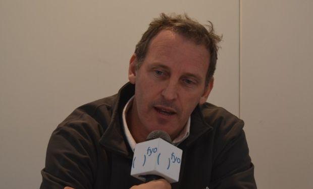 Christian Lancestremere, Director de Ventas de Case IH Argentina.