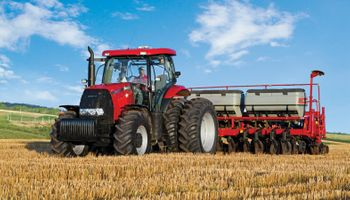 Case IH relanza la línea de forraje en Agroactiva 2014
