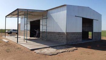 La Pampa sumó un nuevo centro de almacenamiento de envases fitosanitarios