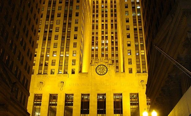Las cotizaciones se recienten otra vez en Chicago
