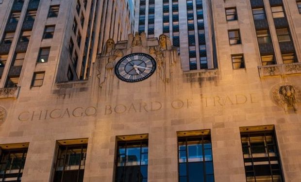 Chicago Board of Trade.