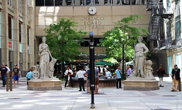 Se recuperan los precios en Chicago