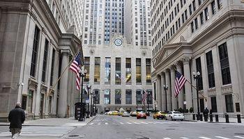 Leves cambios en el mercado de Chicago
