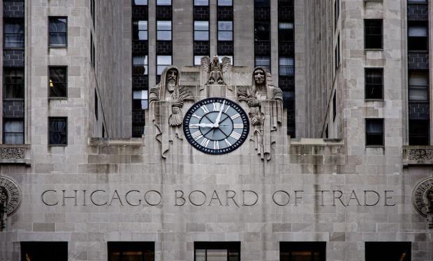En el mercado de Chicago, los principales productos de nuestro interés operan en terreno negativo.