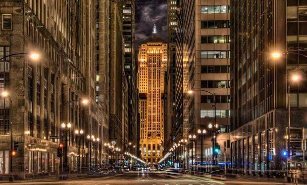 Firmeza en el arranque de la semana en Chicago