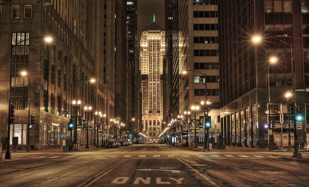 El trigo lideró las bajas de Chicago.