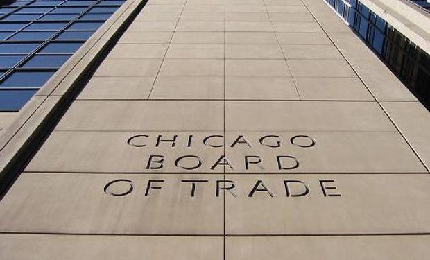 Chicago: la soja pasa a operar en terreno positivo