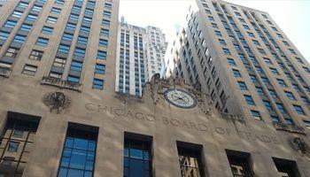Subas moderadas de soja y maíz en Chicago