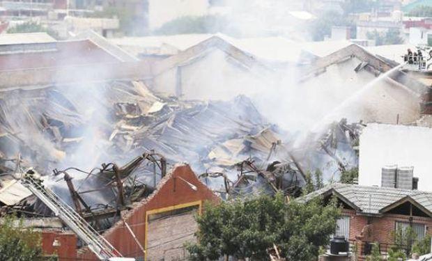 Incendio en Barracas: la tragedia que transformó en héroes a bomberos y rescatistas