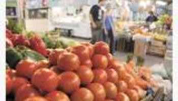 Se dispara otra vez el precio del tomate que llega casi a $ 40