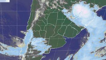 Sistema frontal afecta el noreste del país