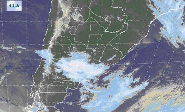 Sobre el resto de la zona central, se prevé que las condiciones se mantengan estables.