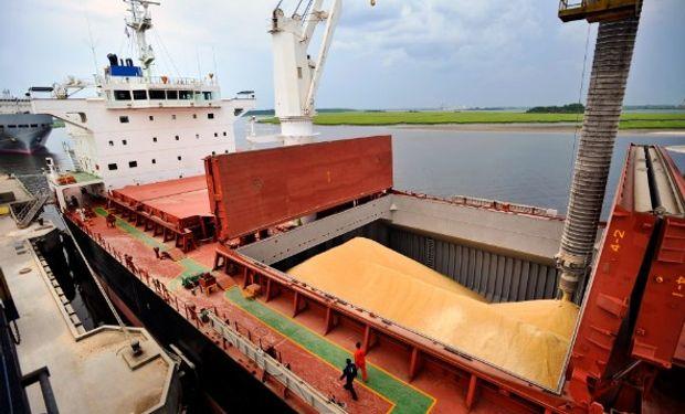 El grupo chino Cofco ya es el mayor exportador del país en granos.