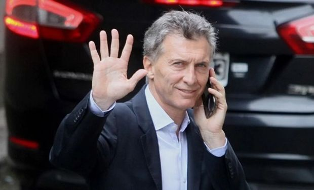 Macri llamó a Alberto Fernandez.