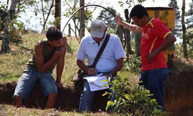 El último Censo Nacional Agropecuario del que la Argentina dispone de datos completos es el de 2002.