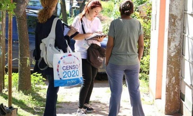 Por el coronavirus, el Gobierno pospuso el Censo Nacional para 2021