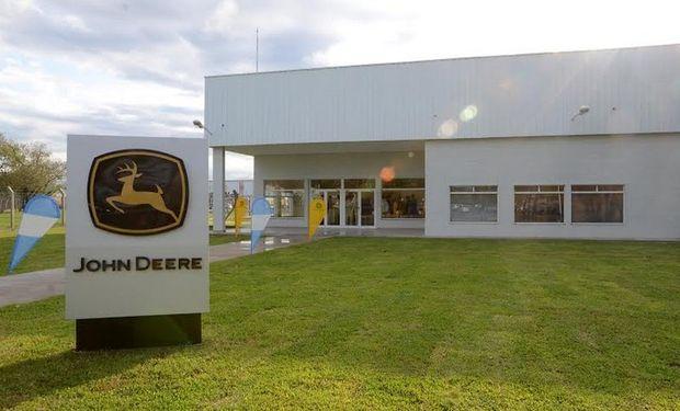 Centro de Entrenamiento John Deere en Granadero Baigorria, Santa Fe.