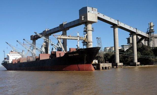 Puertos del Gran Rosario.