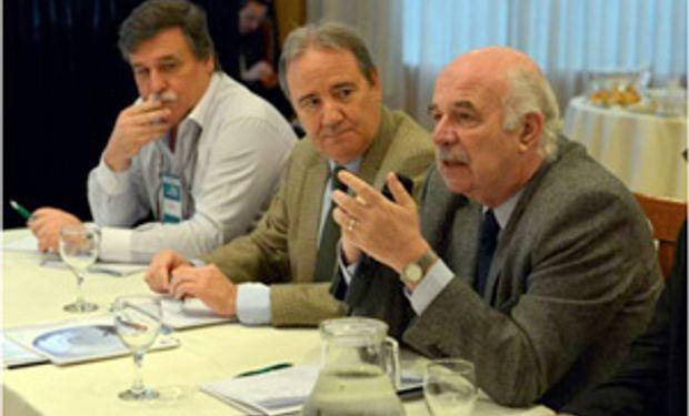 Casamiquela se reunió con el Consejo Federal Agropecuario