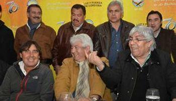 Moyano y Micheli ratificaron un paro nacional en agosto