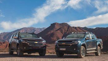 Chevrolet y su nueva generación de vehículos en La Rural