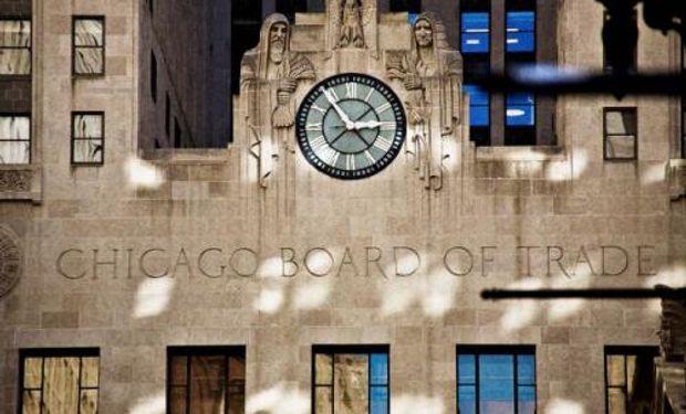 El mercado operó con pocos cambios en Chicago.