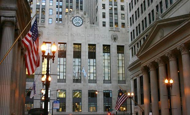 CBOT: el mercado expectante por el informe del USDA