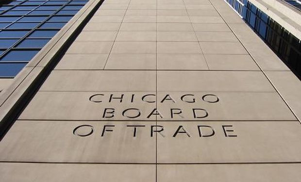 Soja mixta en Chicago