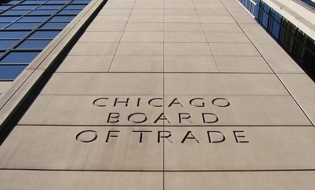Chicago: bajas para la soja al promediar la semana